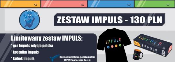 debf1280008656 ... licznymi Waszymi pytaniami i sugestiami postanowiliśmy dołożyć do  naszej kampanii na wspieram.to kilka limitowanych gadżetów z gry Impuls  edycja polska.