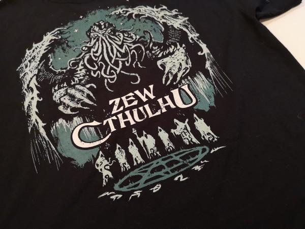 941d89217 Od Grumpy Geeks dostaliśmy pierwsze wydruki koszulek (czy ktoś zauważył, że  na filmiku z odpowiedziami Daria ma już ją na sobie?)